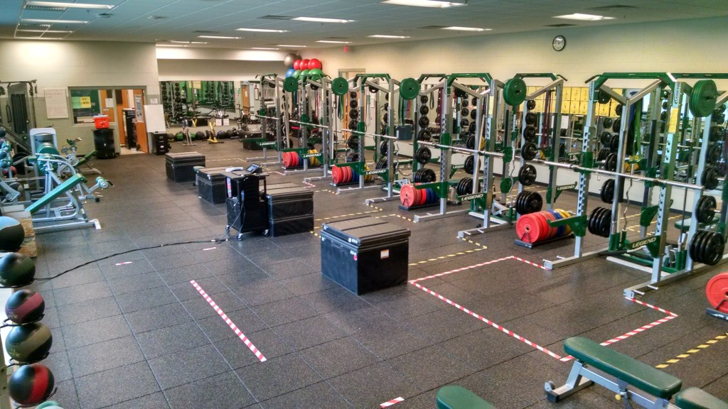 weight room NEW